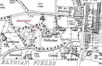 Sidholme Observatory