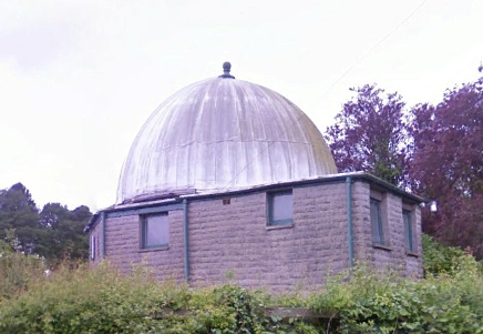 Wilfred-Hall Telescope_Alston Observ