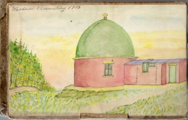 Woodside Observatory 1913