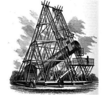 midlight-sky-herschel-telescope